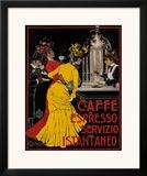 Caffe Espresso Poster by  Ceccanti