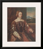 Isabella of Portugal Posters by  Titian (Tiziano Vecelli)