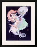 Loie Fuller Maquette, 1893 Framed Giclee Print by Jules Chéret