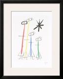 Parler Seul, 1947 Prints by Joan Miró
