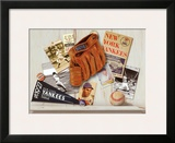 Vintage Yankees Prints by Robert Downs