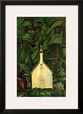 Indian Church Posters by Emily Carr