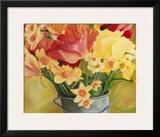 Primavera I Prints by Nelly Arenas