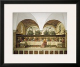 Last Supper Posters by Domenico Ghirlandaio