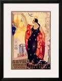 Sevilla Framed Giclee Print by Juan Balcera de Fuentes