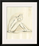 Neutral Figure Study I Posters by Ethan Harper