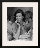 The Migrant Mother, c.1936 Print by Dorothea Lange