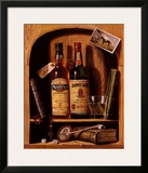 Jameson Irish Whiskey Poster by Raymond Campbell