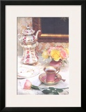 High Tea Prints by Harvey Edwards