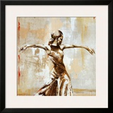 Flamenco I Prints by Monica Galvan