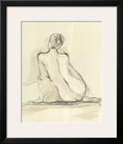 Neutral Figure Study III Prints by Ethan Harper