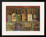 Ricard Posters by Manuel Hughes