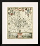 City & University of Oxford Prints
