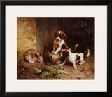 The Best of Friends Prints by Carl Reichert