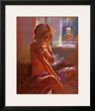 Private Moments IV Prints by Hazel Soan