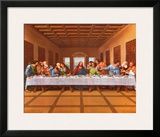 Last Supper Prints by  Tobey