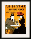 Absinthe Posters by Leonetto Cappiello