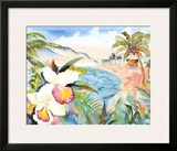 Hawaiian Orchids Prints by Terry Madden