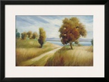 My Favorite Place Framed Giclee Print by Marc Lucien