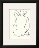 Nu, c.1949 Prints by Henri Matisse