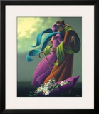 September II Print by Claude Theberge
