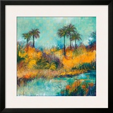 Tropical Evening II Posters by Norm Daniels