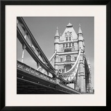 London Tower Bridge Posters by Dave Butcher