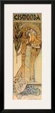 Gismonda Art by Alphonse Mucha