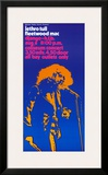 Jethro Tull and Fleetwood Mac in Concert, 1972 Posters by Bob Masse