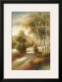 Fall Majesty Framed Giclee Print by Marc Lucien