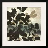 Autumn Silhouette I Art by Franz Heigl