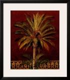 Canary Palm Poster by Rodolfo Jimenez