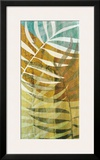 Palm Frond I Posters by James Burghardt