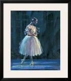 Giselle Print by Jin G. Kam