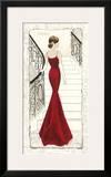 La Belle Rouge Prints by Emily Adams