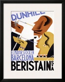 Beristain Dunhill Framed Giclee Print by Jacint Bofarull
