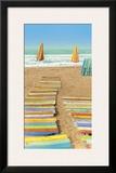 Double Walk Prints by Robin Renee Hix