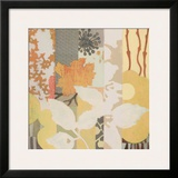 Natural Fragments I Prints by Sally Bennett Baxley