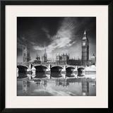 Westminster Palace Prints by Jurek Nems