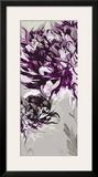 Purple Allure I Posters by Sally Scaffardi