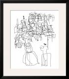 Orchestre, c.2009 Prints by Cédric Chauvelot