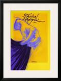 Festival d'Avignon 1996 Prints by Ernest Pignon-Ernest