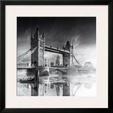 River Thames Print by Jurek Nems