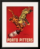 Porto Pitters Art by Leonetto Cappiello