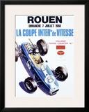 Rouen, 1968 Framed Giclee Print by Michel Beligond