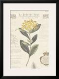 Le Jardin des Fleurs I Prints by Maria Mendez