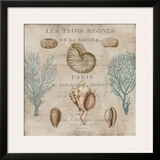 Le Mer II Prints by Deborah Devellier