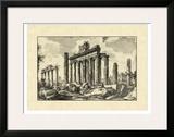 Vintage Roman Ruins I Prints by Giovanni Piranesi