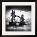 Tower Bridge Poster by Jurek Nems