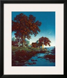 New Moon Posters by Maxfield Parrish